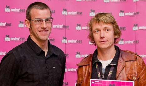 """""""Memoria Trupului"""" a castigat Trofeul Anim'est 2011"""