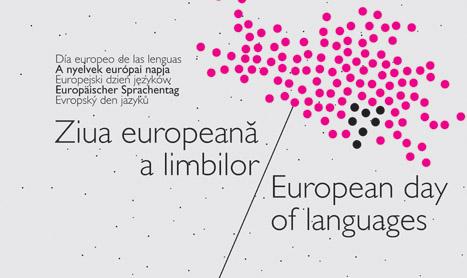 22 octombrie 2011: Ziua Europeana a Limbilor