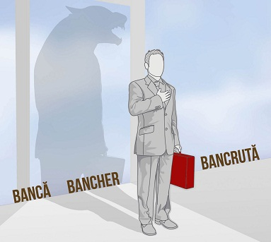 "Hotii si pradatii: ""Escrocherii din lumea bancara"""