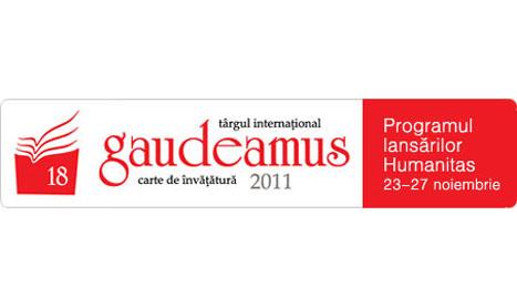 Lansarile grupului Humanitas la Gaudeamus 2011
