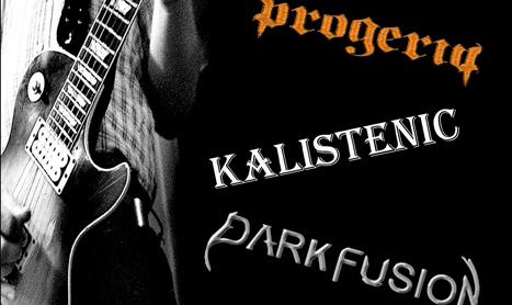 Concert Progeria, Kalistenic si Dark Fusion in Iron City