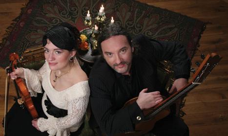 Natalia Pancec si Maxim Belciug lanseaza doua albume