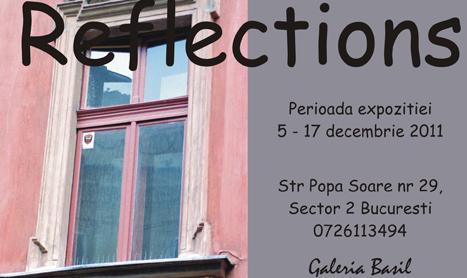 """Expozitie de fotografie: """"Reflections"""""""