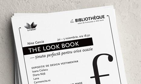 "Editura Litera lanseaza ""The Look book"""