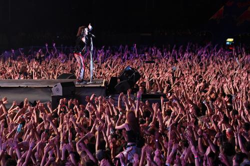 Concert Aerosmith in Romania sau lunga seara de hituri