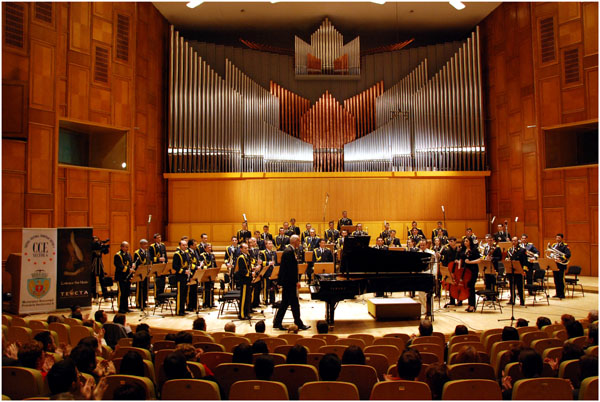S-a deschis stagiunea de concerte a Orchestrei Reprezentative a Armatei