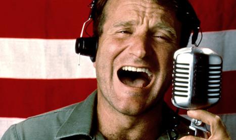 "Robin Williams spune: ""Buna dimineata, Vietnam!"" la AXN"