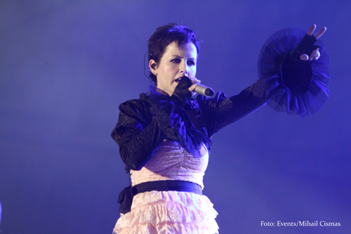 """""""The Night Is Young"""": The Cranberries la Bucuresti"""