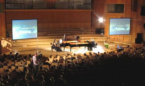 Dansul mainilor pe claviatura in memoriam Dinu Lipatti