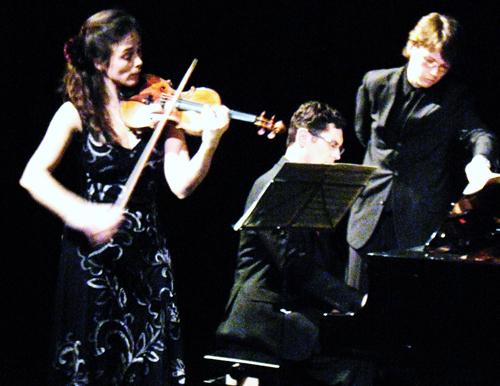 Sonate si Impresii pentru George Enescu
