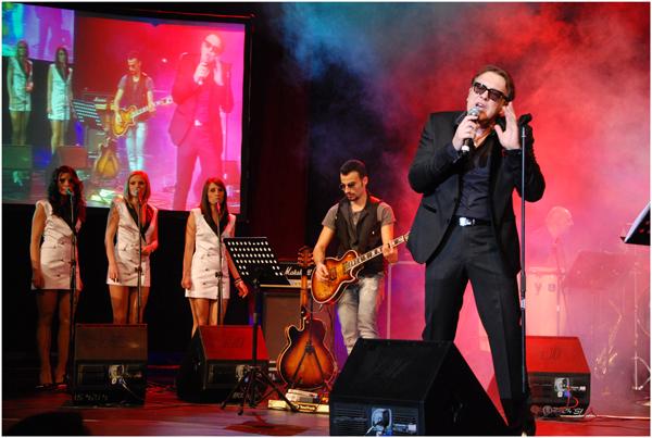 Foto concert Gabriel Cotabita