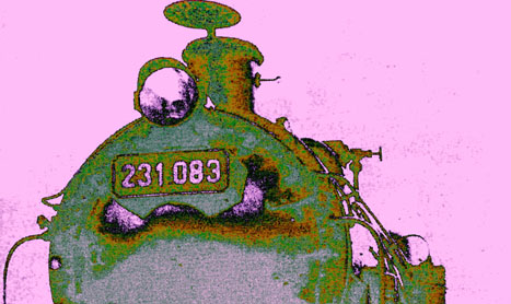 "Expozitie de arta digitala: ""Nostalgia aburului"""