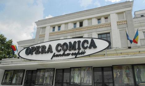 """Premiera la Opera Comica: """"Copiii si Mirajul Competitiei"""""""