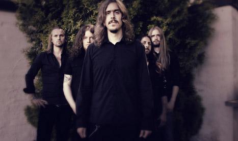 Opeth canta in premiera in Bucuresti pe 29 februarie 2012