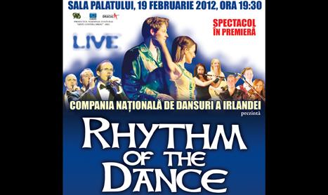 Mesaj pentru fanii Rhythm of the Dance