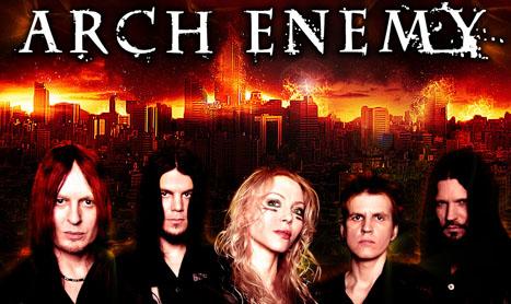 Reguli de acces pentru concertul Arch Enemy