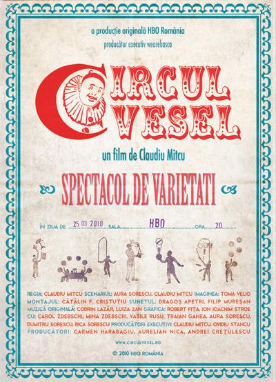 """""""Circul Vesel"""", povestea unor destine de artisti"""