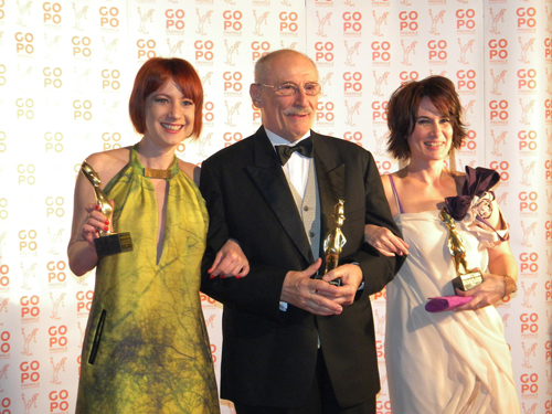 Gala Gopo 2011, o sarbatoare de succes a filmului romanesc