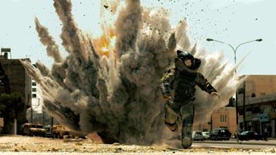 """The Hurt Locker"", in drum spre Oscar"