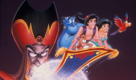 """Premiera la Disney Channel: """"Reintoarcerea lui Jafar"""""""