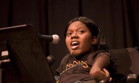 """""""Muzica de Prudence"""", portretul unei cantarete speciale"""