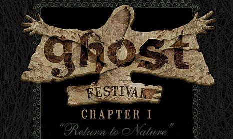 Leafblade si EchO vin la Ghost Fest