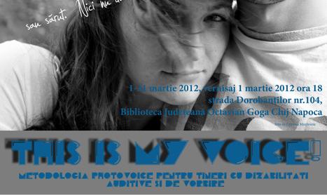"Expozitia foto ""This is my voice!"" ajunge la Cluj"