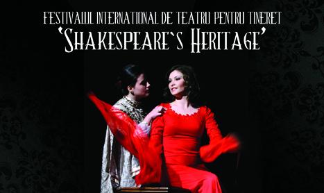 """Festival pentru tineret: """"Shakespeare's Heritage"""""""