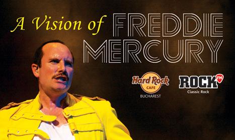 """Biletele VIP pentru """"A Vision Of Mercury s-au epuizat"""