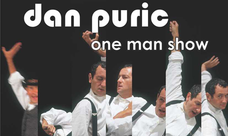 """Dan Puric are un """"Vis"""" pe 8 decembrie"""