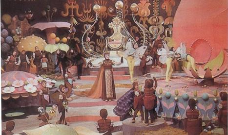 Minicinema-ul pentru copii se reia la Cinemateca Romana