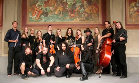 Haggard si Xandria reprezinta Germania pe scena ARTmania 2013