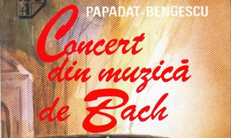 """Teatru la TVR 2: """"Concert din muzica de Bach"""""""