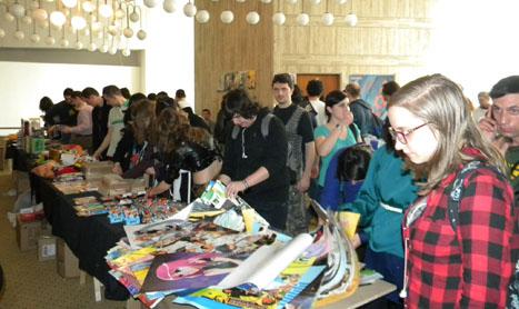 Cum a fost la prima editie a East European Comic Con Romania