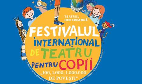 Teatrul Ion Creanga organizeaza un concurs de dramaturgie pentru copii