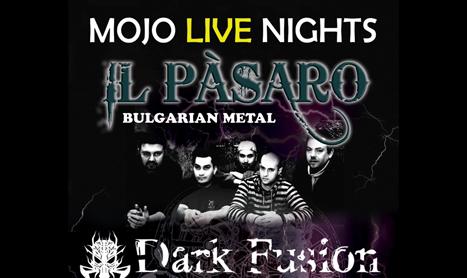 Il Pasaro si Dark Fusion pregatesc un show de zile mari pentru 11 aprilie