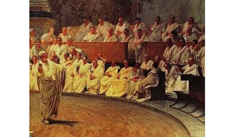 """Atelier la Calea Victoriei – """"Cicero: oratorul ideal"""""""