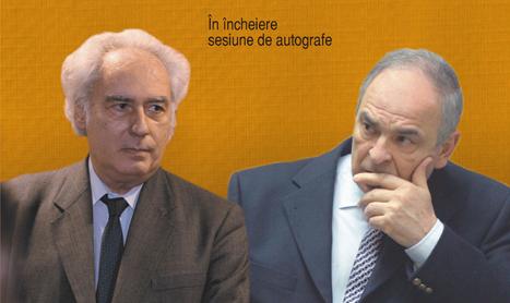 Dialog Boia-Liiceanu: De ce este Romania altfel?