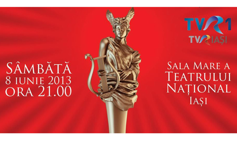 Gala Premiilor Operelor Nationale este transmisa live la TVR 1