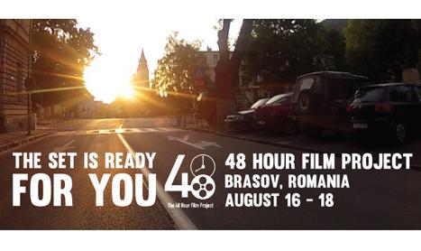 Au inceput inscrierile pentru 48 Hour Film Project