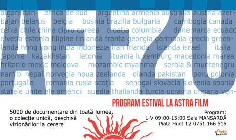 5.000 de documentare pot fi vizionate la cerere la Astra Film