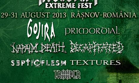 "Corturi ""la cheie"" la Rockstadt Extreme Fest"