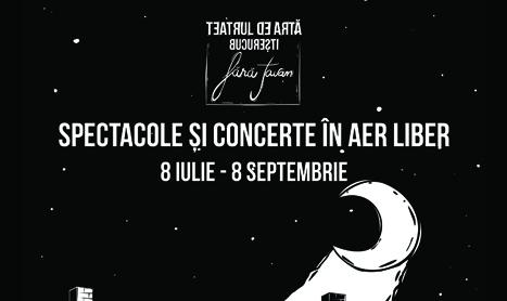 Teatrul de Arta Bucuresti deschide stagiunea Teatru fara tavan