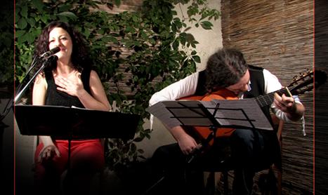 Muzici de dor si soare cu Pilar Diaz Romero si Maxim Belciug