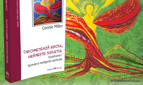 Editura Herald o aduce in Romania pe autoarea Connie Miller