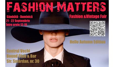 Fashion Matters – Hello Autumn Edition!