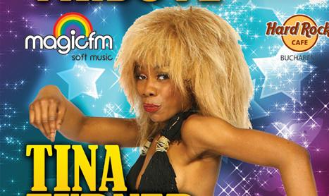 Taste of Tina: spectacol-tribut Tina Turner