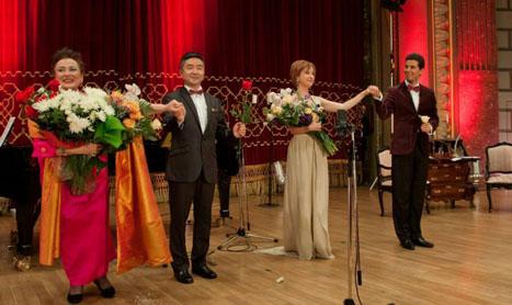 Leontina Vaduva si Medeea Marinescu au dat viata corespondentelor Verdi-Wagner
