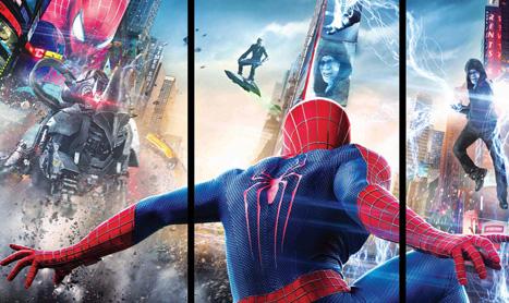 "Primul trailer pentru ""The Amazing Spider-Man 2"""