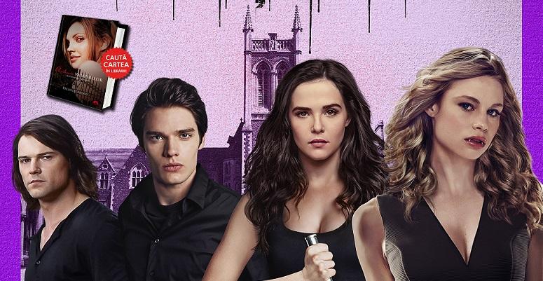 """Trailer """"Academia Vampirilor"""""""